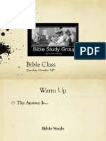 tues oct 24 bible