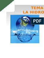 dibujo hydrosfera