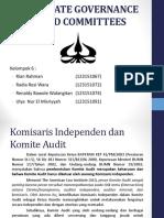 Kelompok  6 - Board Committees.ppt