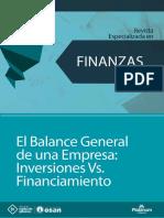 El Balance General de una Empresa