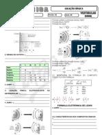 Química - Pré-Vestibular Impacto - Ligação Iônica