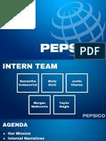 PepsiCo Company Narrative