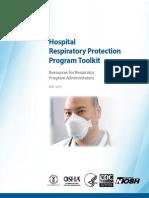 23345-Hospital Respiratory Protection Program