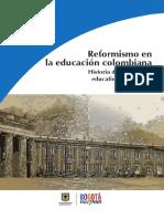 Reformismo Educación en Colombia