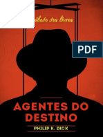 Agentes Do Destino - Philip K. Dick