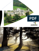 Ashridge Corporate Brochure
