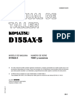 Shop Manual D155AX-5
