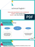 Technical English 1 Presentation 2 Arteaga Amen