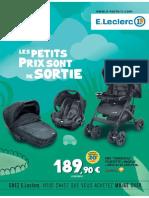 Les RDV Bebe Leclerc Aout2015