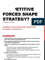 howcompetitiveforcesshapestrategysecagroup41-130803055526-phpapp01