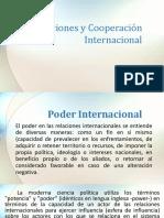 Relaciones y Cooperación Internacional - Clase 2