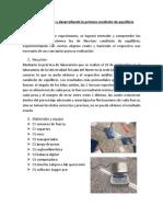 Práctica #4 laboratorio física
