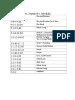 schedule2017-2018