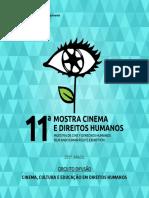 Mostra Cinema E Direitos Humanos - Circuito Difusão 2017