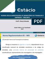 Aula 11_Norma Regulamentadora 05_NR5