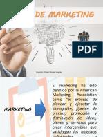 Plan de Marketing Expo Robert Morales