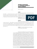 AULA 21 - ADORNO, Sérgio. História e desventura- o 3º Programa Nacional de Direitos Humanos, 2010.pdf