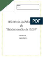 Modulo ARH