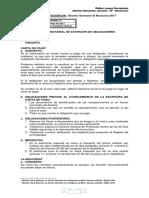 LA FORMA NOTARIAL DE EXTINCIÓN DE LAS OBLIGACIONES