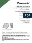 Manual Panasonic KXTG3021.pdf