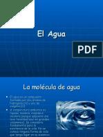 Presentacion Del Agua