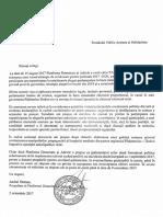 Propunerea #neDA către cei de la #pas // 2 octombrie 2017