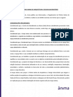 REGULAMENTO DO PRÊMIO ANIMA DE ARQUITETURA E DESIGN UNIVERSITÁRIO.pdf