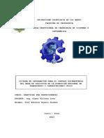 Plan de proyecto - Implementacion de Control Documentarlo del área de Logística