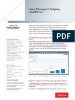 Planning Budgeting Cloud Service 1851924