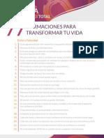 77_Afirmaciones