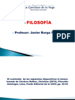 FILOSOFÍA LECCIÓN 3