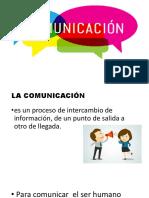 La Comunicacion y Elementos