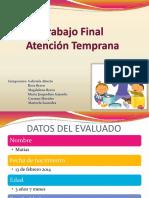Trabajo Final (1) Atencion Temprana