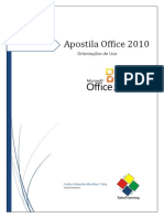 Apostila_Produtividade_Office2010