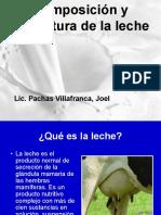 Composicion de La Leche -Pachas