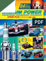 DENSO Spark Plug Catalog
