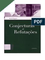 POPPER, Karl - Conjecturas e Refutações