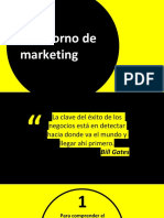 Ambiente de Marketing - Sandra q