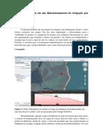 Uso Da Topografia Em Um Dimensionamento de Irrigação Por Pivô Central
