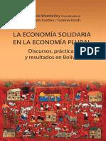 La Economia Solidaria en Bolivia