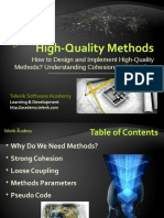 08 High-Quality Methods