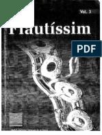 Flautissim, Método Para Flauta Volumen 3
