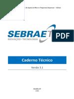 Caderno Técnico 3.1