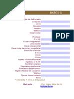 Copia de Registro de Asistencia y Evaluación 3º