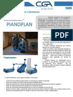 Brochure Pianoplan - CGA Group SpA