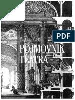 Patrice Pavis - Pojmovnik Teatra