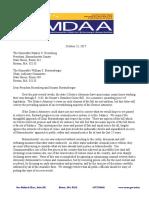 DA Letter to Senate - 10-23-17