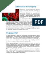 Virus Inmunodeficiencia Humana