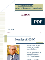 Hdfc Recruitment Ppt