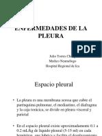 Clase Enfermedades de La Pleura